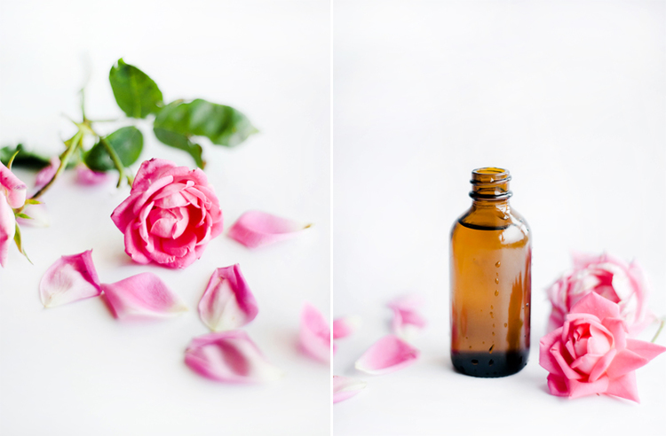 Rose Water via The Heirloom Blog