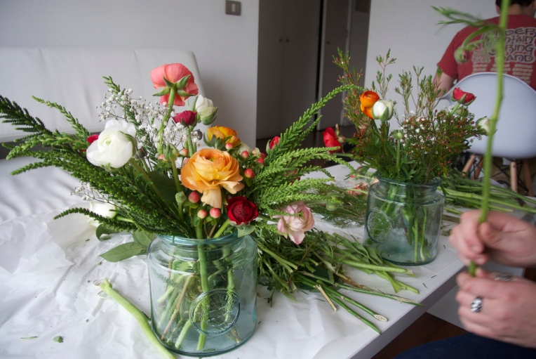 how-to-flower-arrangement