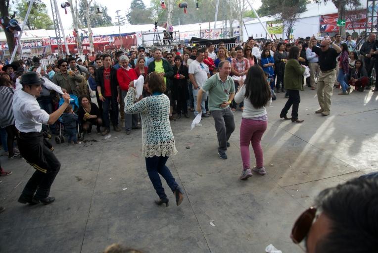 Chilean-cueca